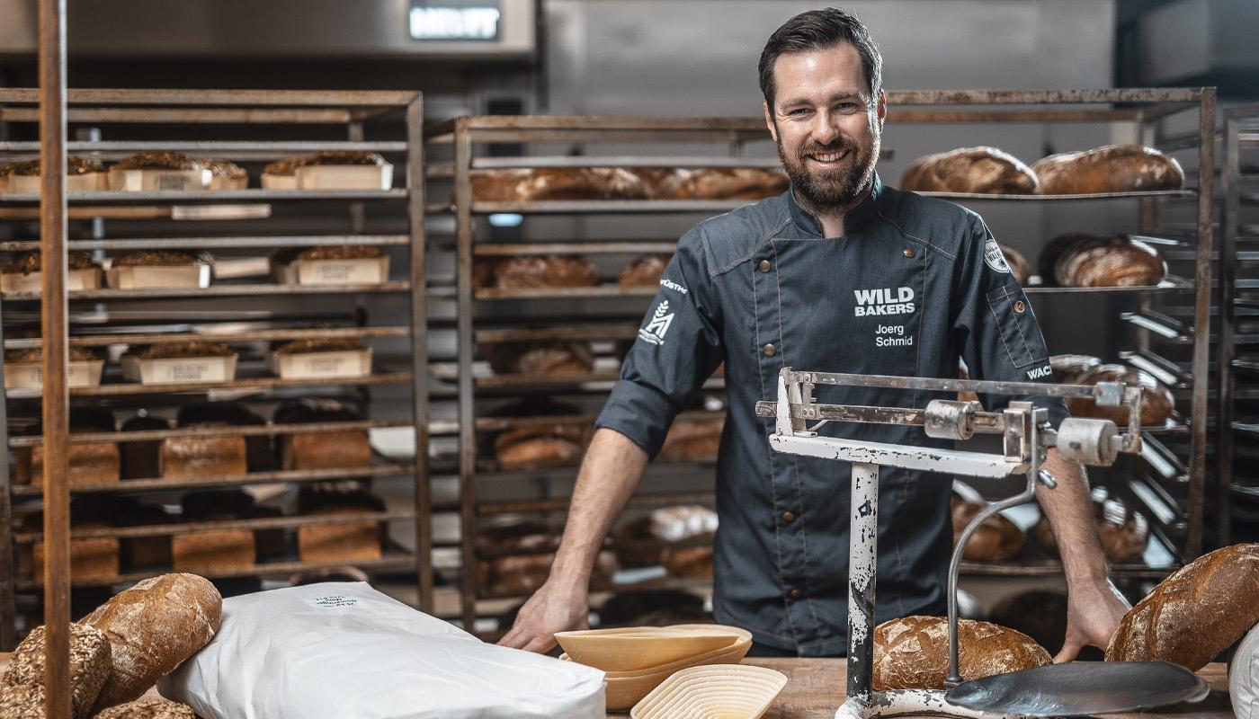 Brotsommelier, Brot backen, Morgengold-Bäcker, Brötchen liefern lassen, Brot liefern lassen
